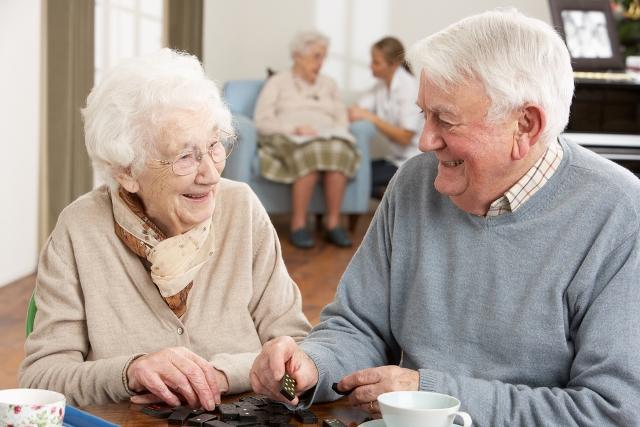 Как выбрать дом престарелых?   Украинский медицинский портал